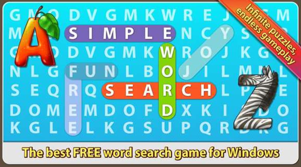 Simple Word Search - Download