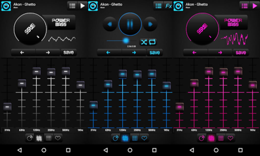 Bass Booster and Equalizer for Android - Download