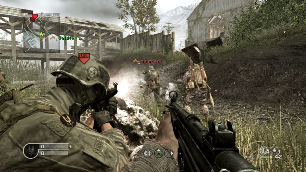 free download games for pc full version for windows 7 call of duty
