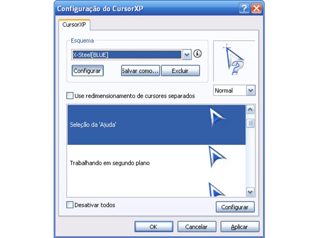 o programa cursor fx
