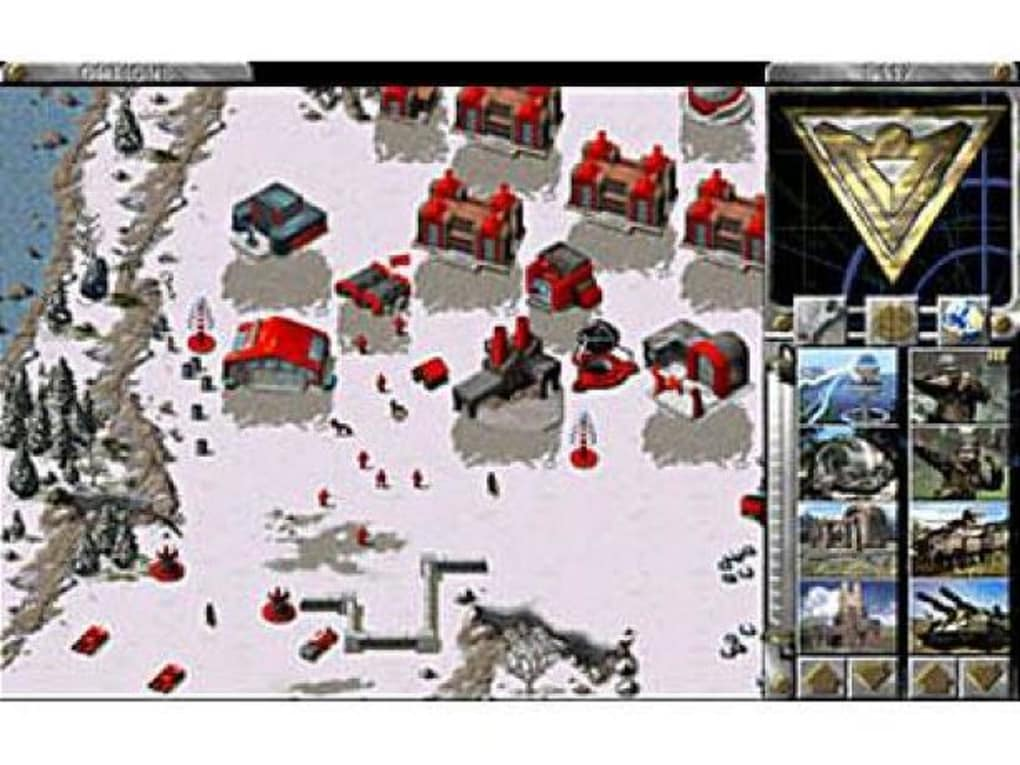command and conquer red alert free download for windows xp