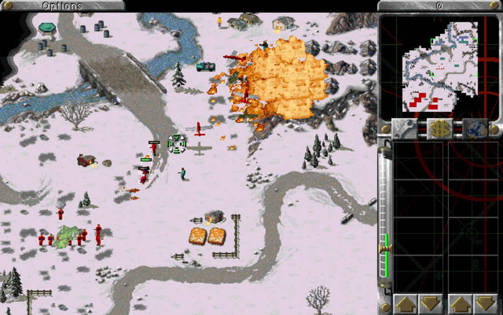 Command Conquer Red Alert Download