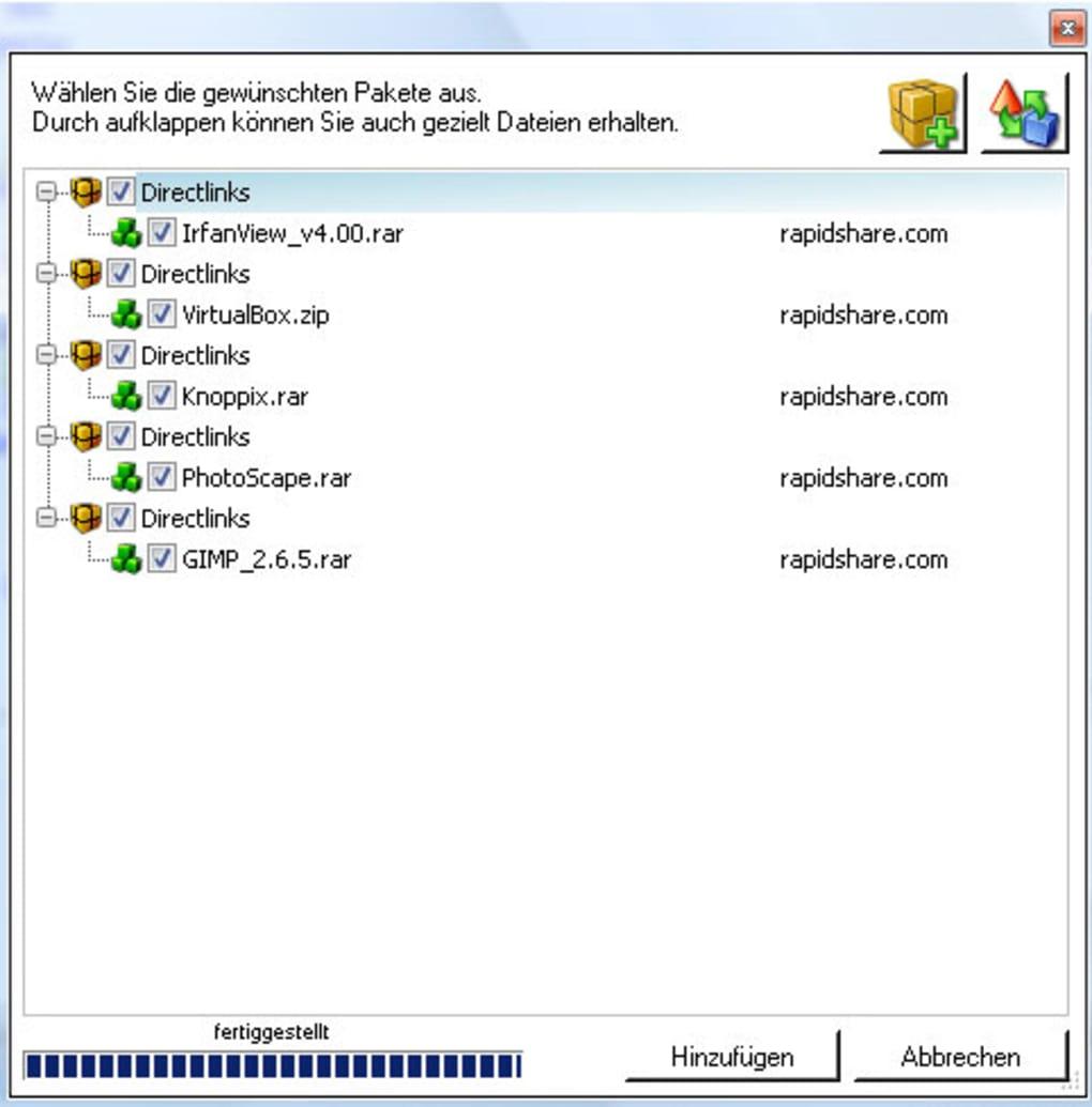 cryptload francais