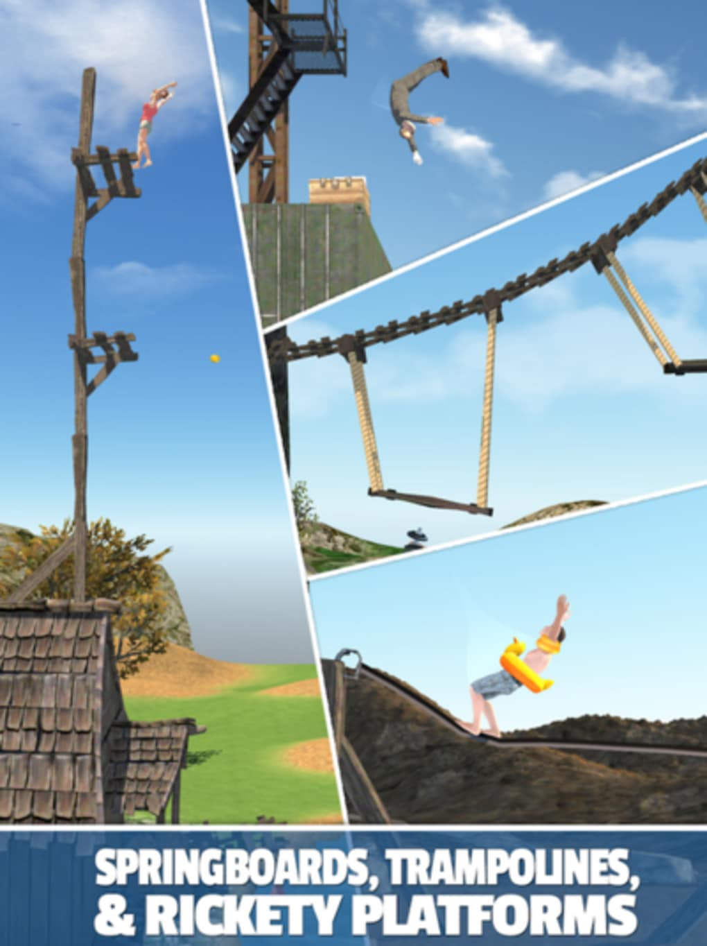Download flip diving apk latest version. Flip diving is a flipping.
