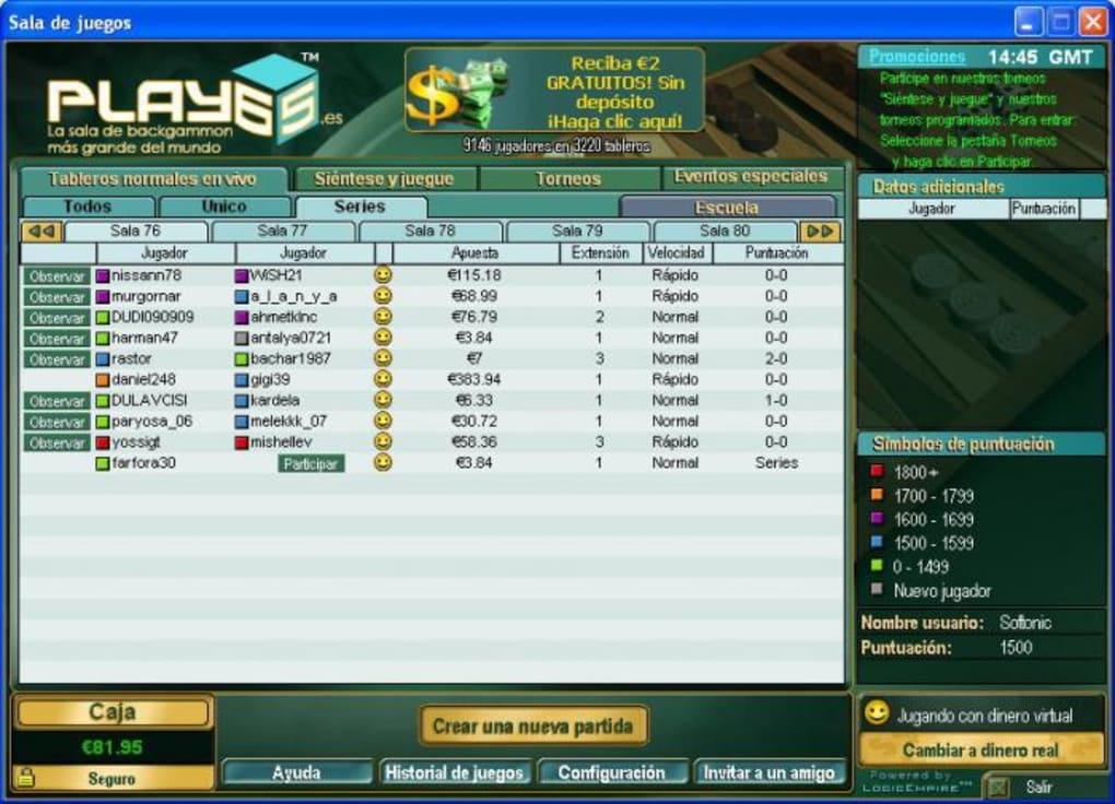 free backgammon download for windows 10