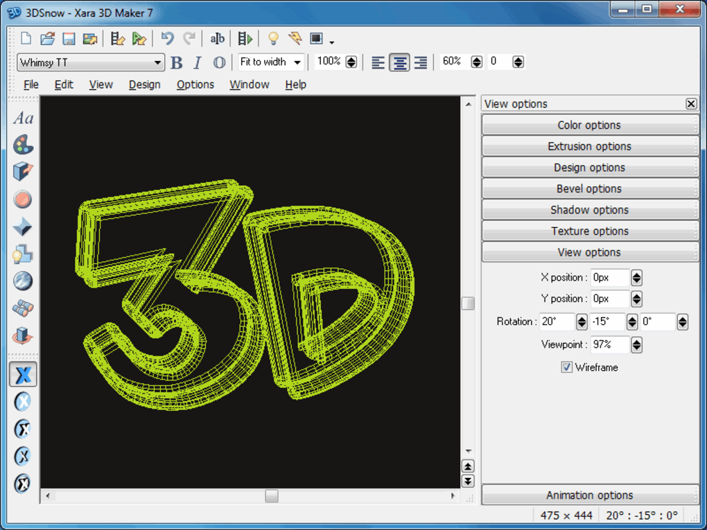 Download Aurora 3D text and Logo maker setup and crack full ...
