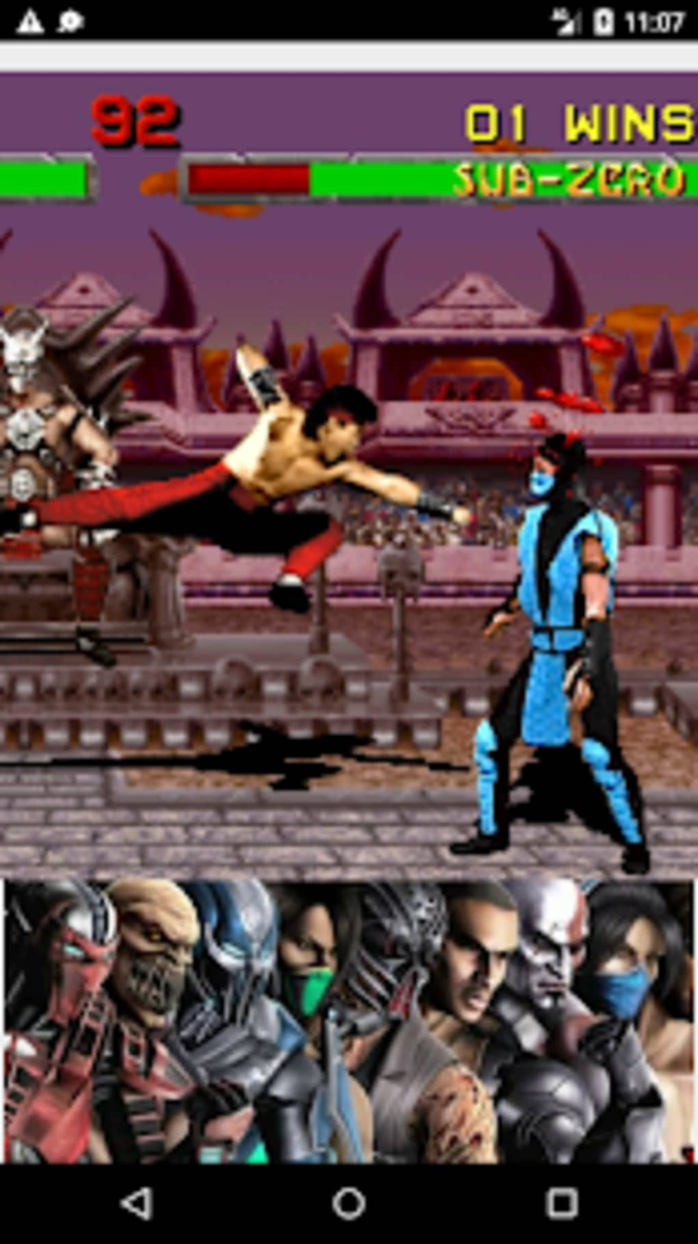 Moves for Mortal Kombat X for Android - APK Download