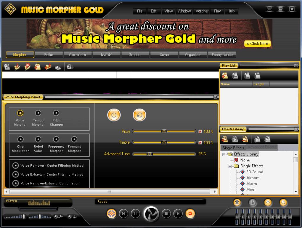 MUSIC GRATUITEMENT TÉLÉCHARGER MORPHER