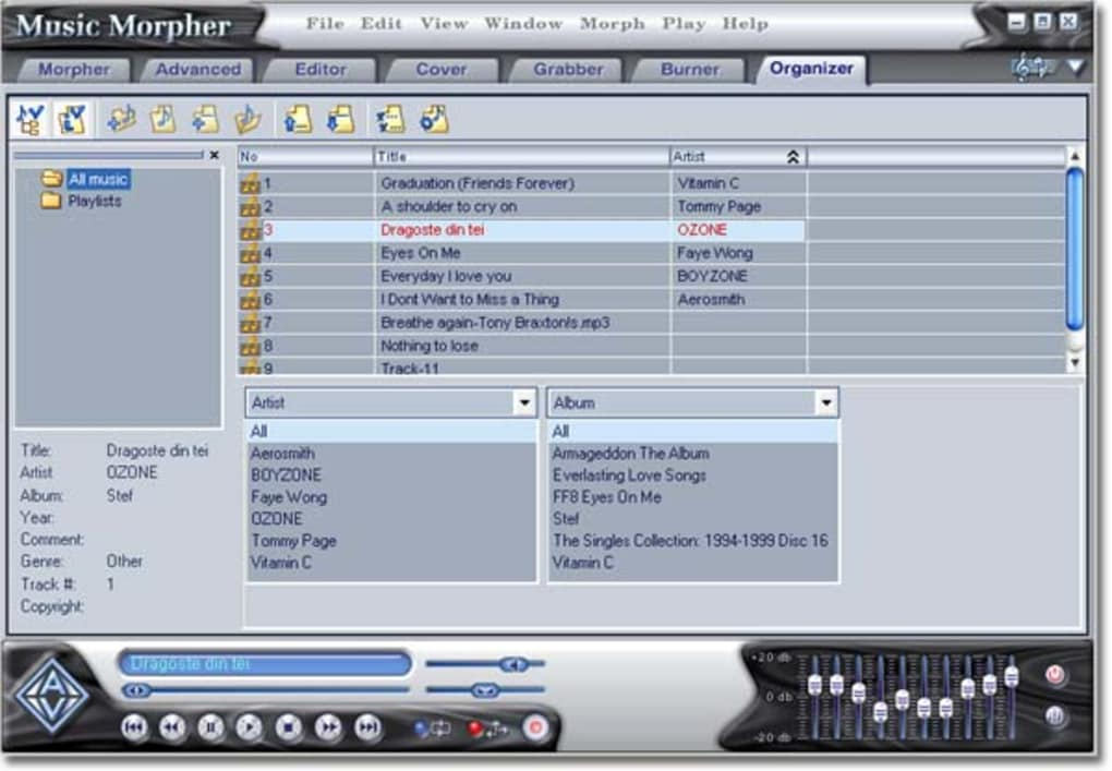 GOLD 4.0.66 MORPHER TÉLÉCHARGER AV GRATUIT MUSIC