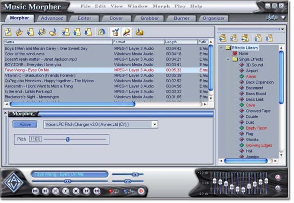 AV Music Morpher - Download