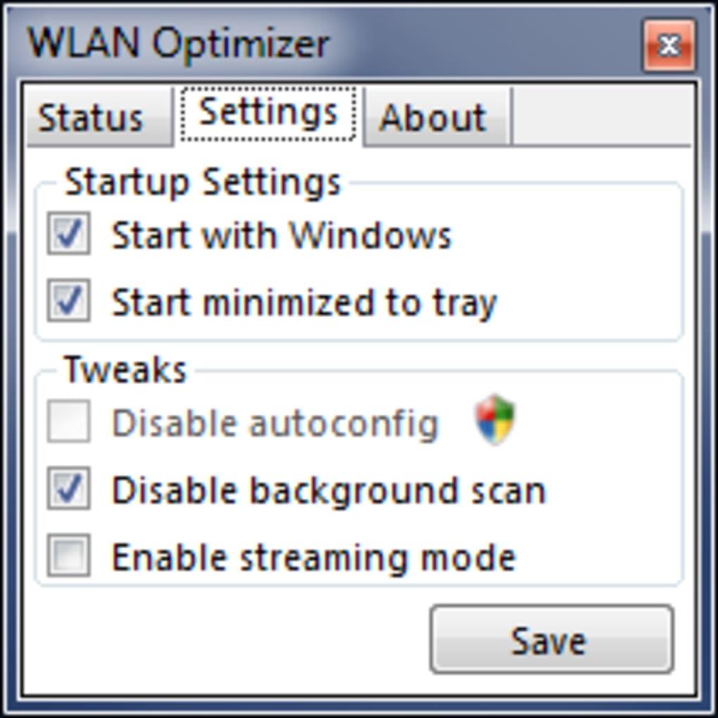 WLAN Optimizer - Download