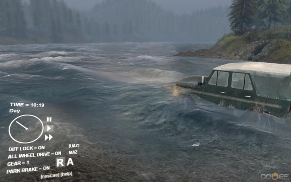 spintires download demo free