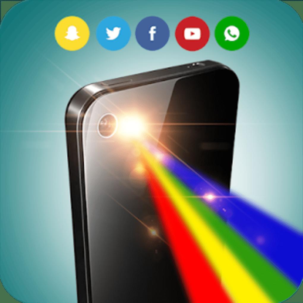Color Flashlight Alerts : Call