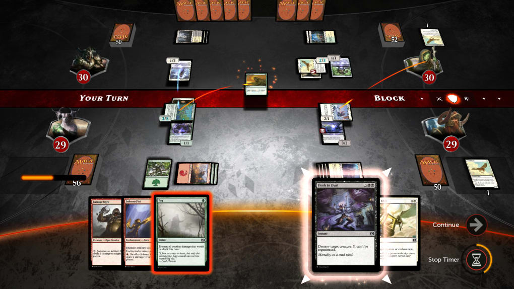 magic the gathering duels of the planeswalkers 2012 download