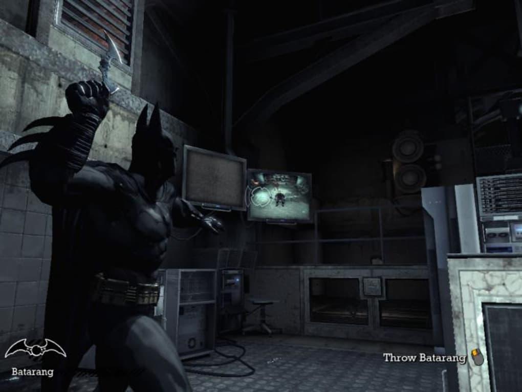 batman arkham asylum free download for pc full version softonic