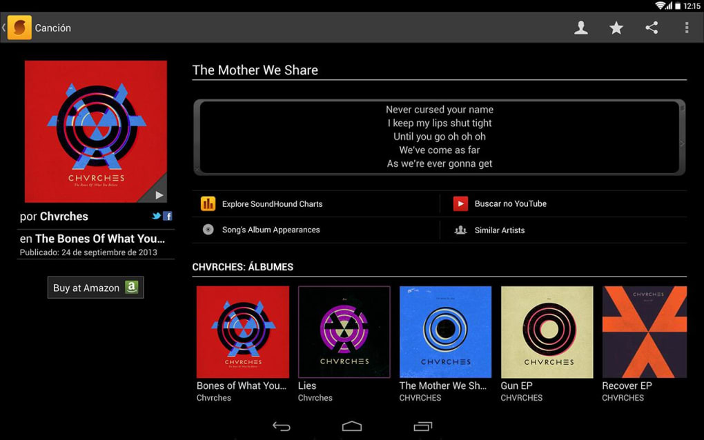 SoundHound for Android - Download