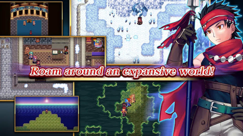 Rpg Legend Of The Tetrarchs For Android Download