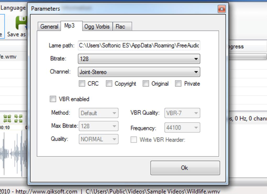 Free Audio Extractor - Descargar