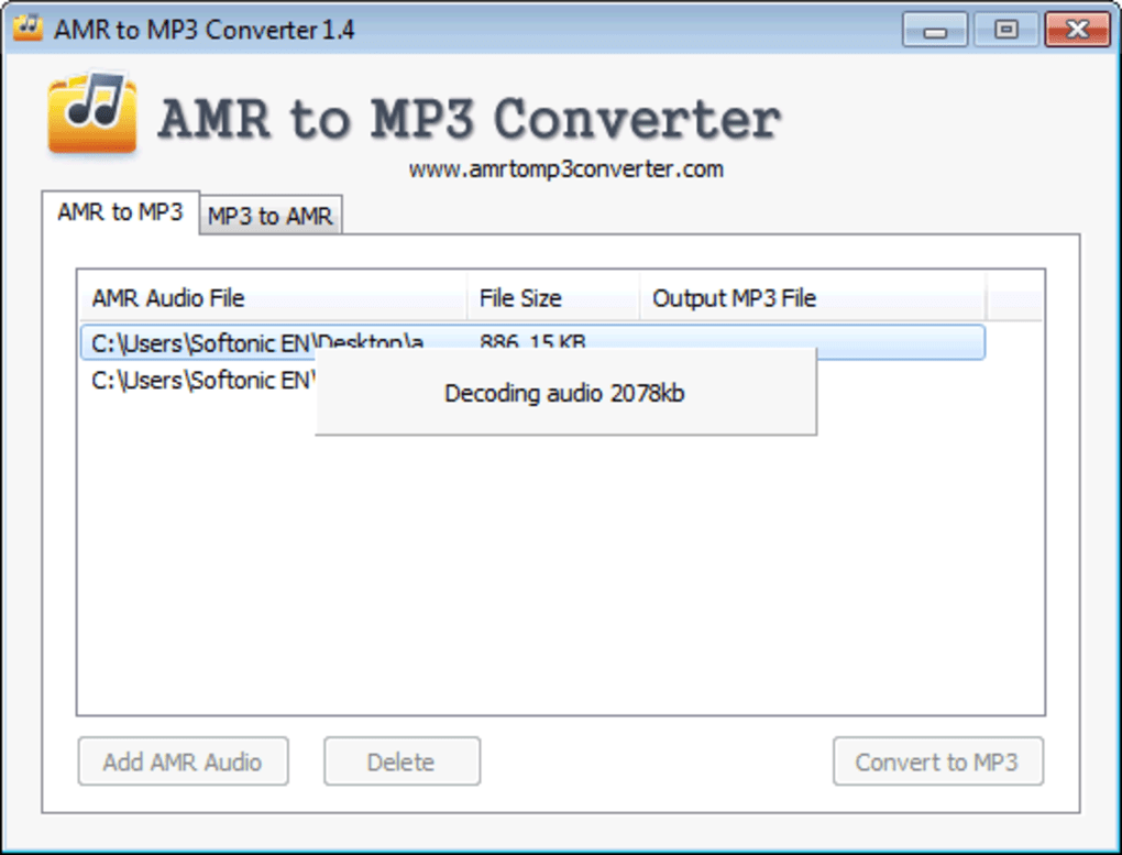 Amr To Mp3 Converter Download