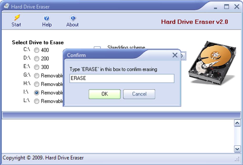 Hard Drive Eraser - Download