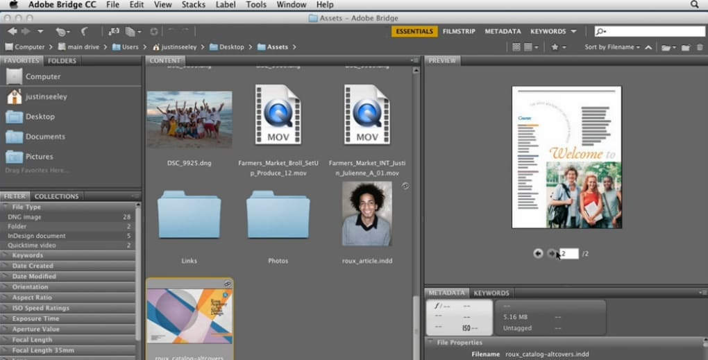 adobe bridge cs6 download mac