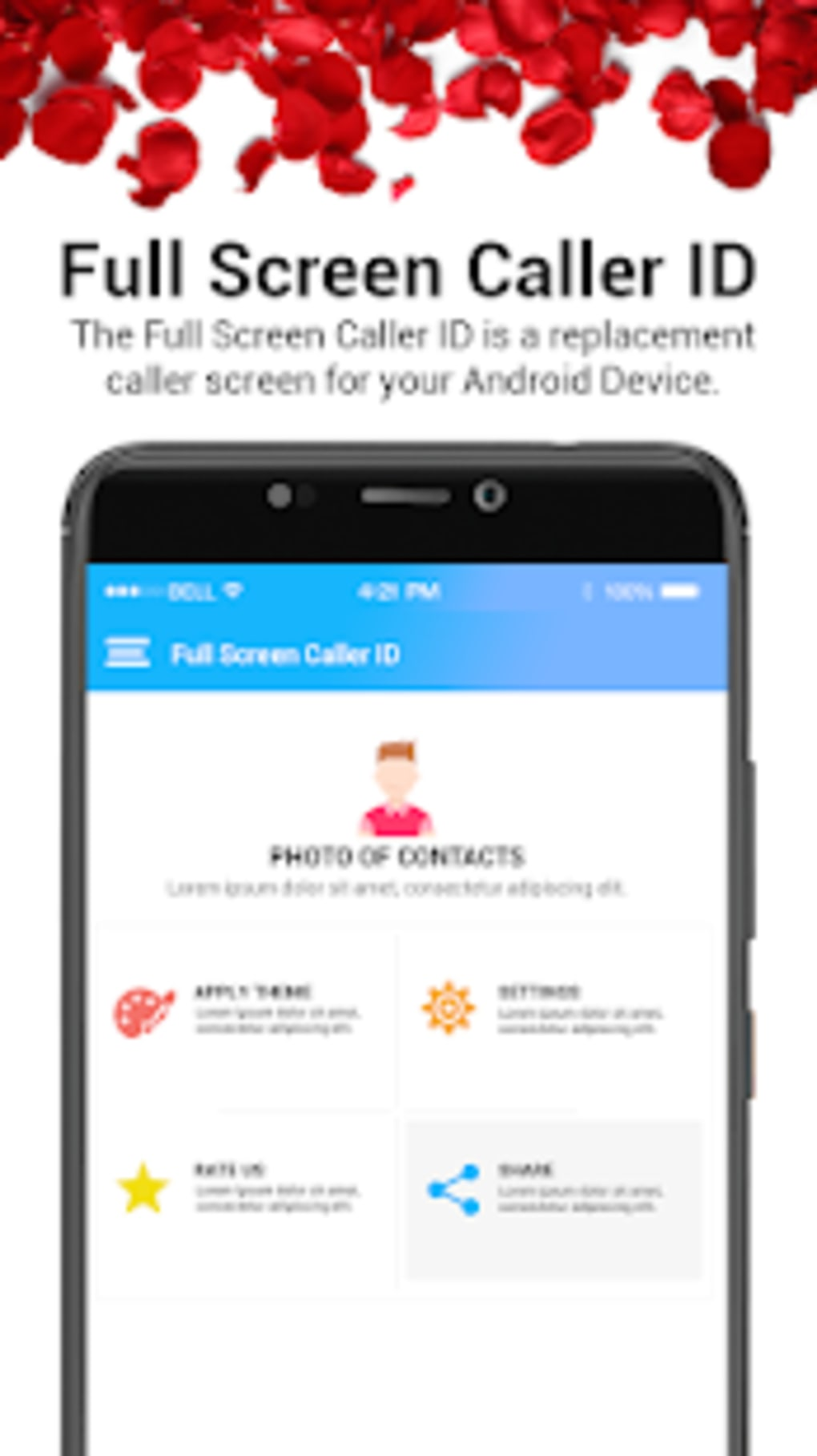 Full Screen Caller ID - truecaller for Android - Download