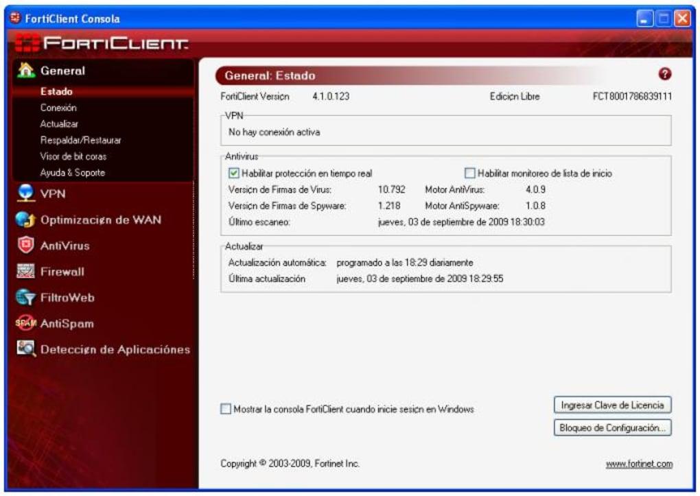 FortiClient - Descargar