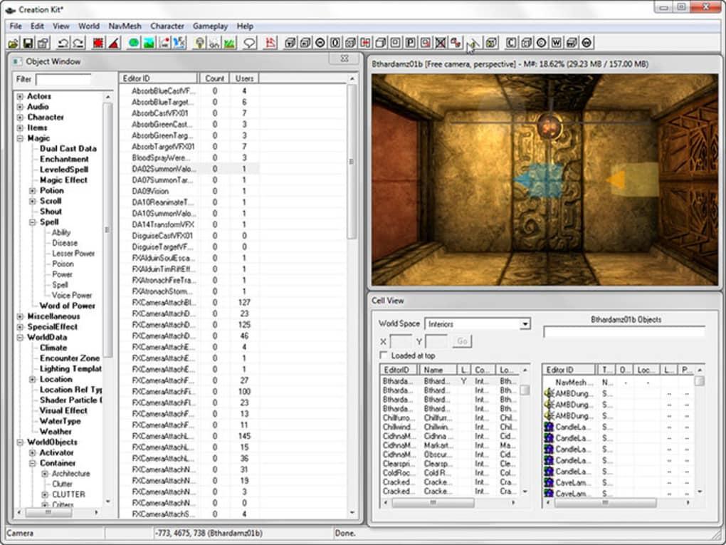 Skyrim Creation Kit - Download