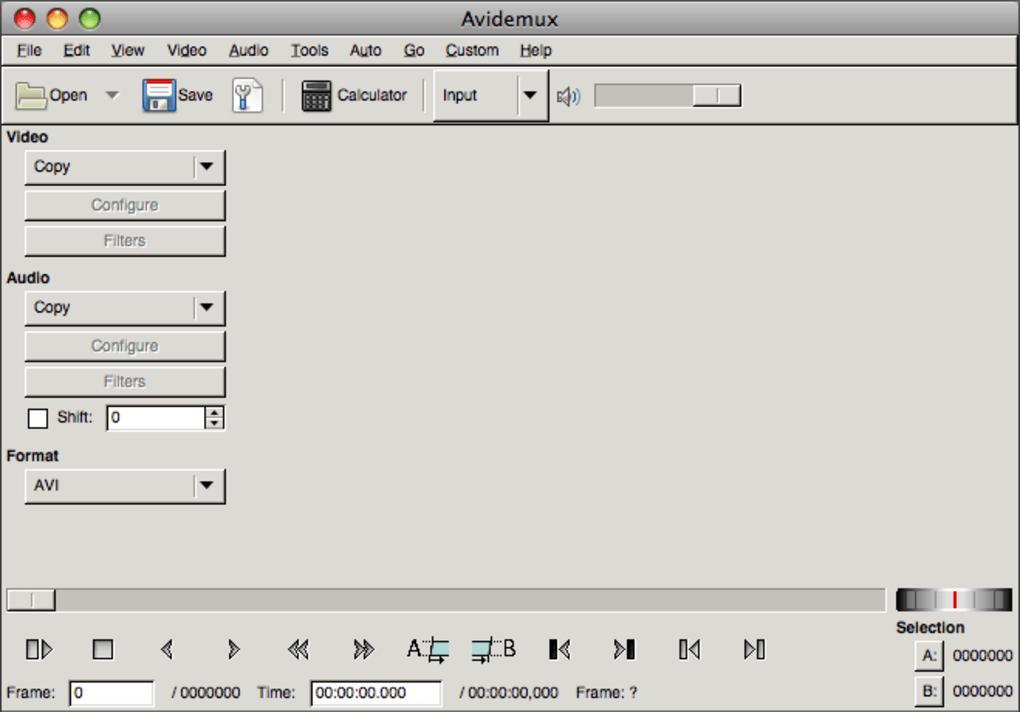 T l charger avidemux mac - Comment couper une video vlc ...