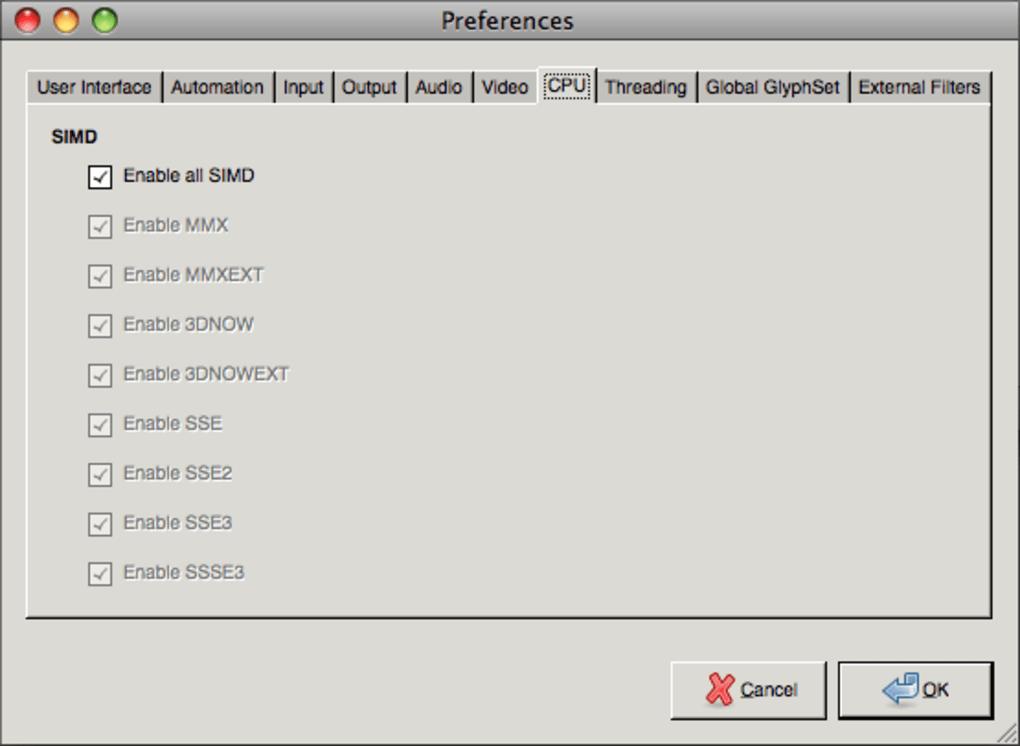 2.5.6 TÉLÉCHARGER AVIDEMUX