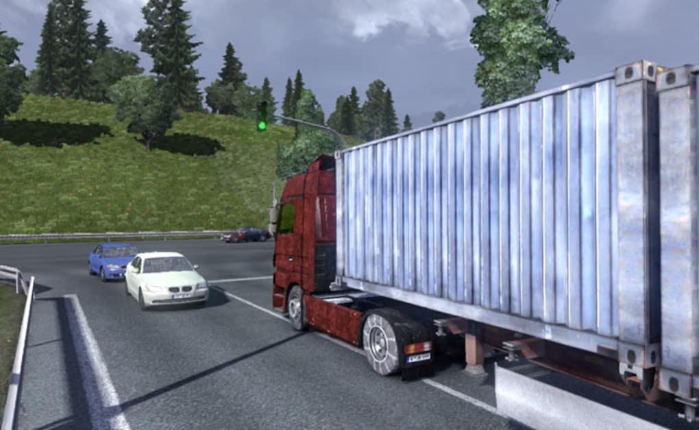 Euro Truck Simulator 2 Winter Mod - Download