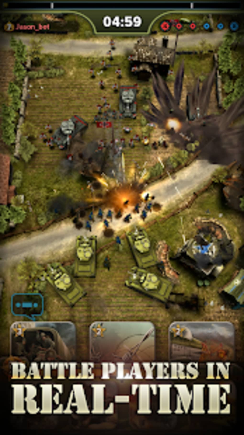 SIEGE World War II for Android - Download