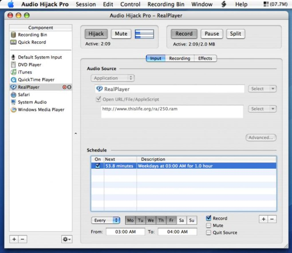 audio hijack pro manual