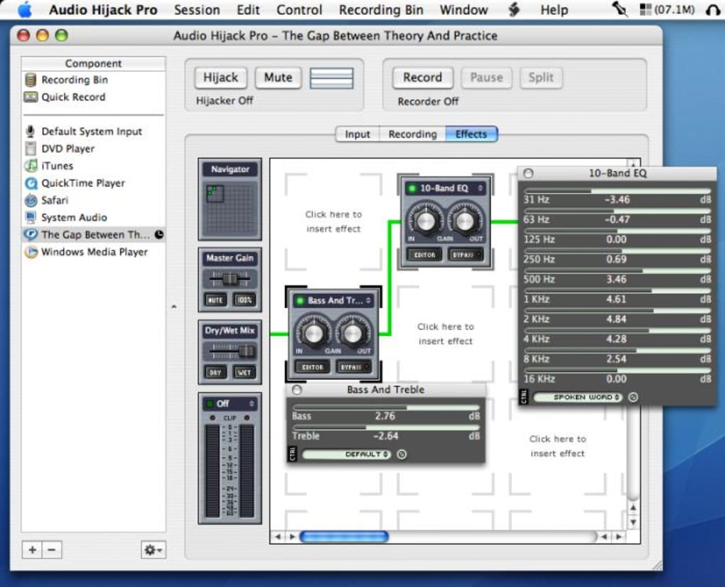 how to get audio hijack pro for free