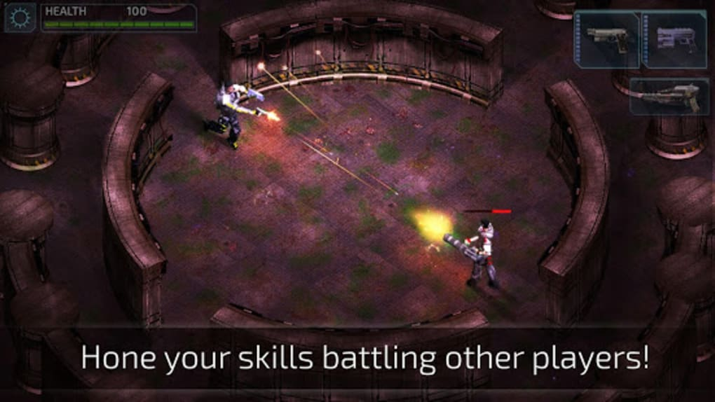 download alien shooter 2 for android