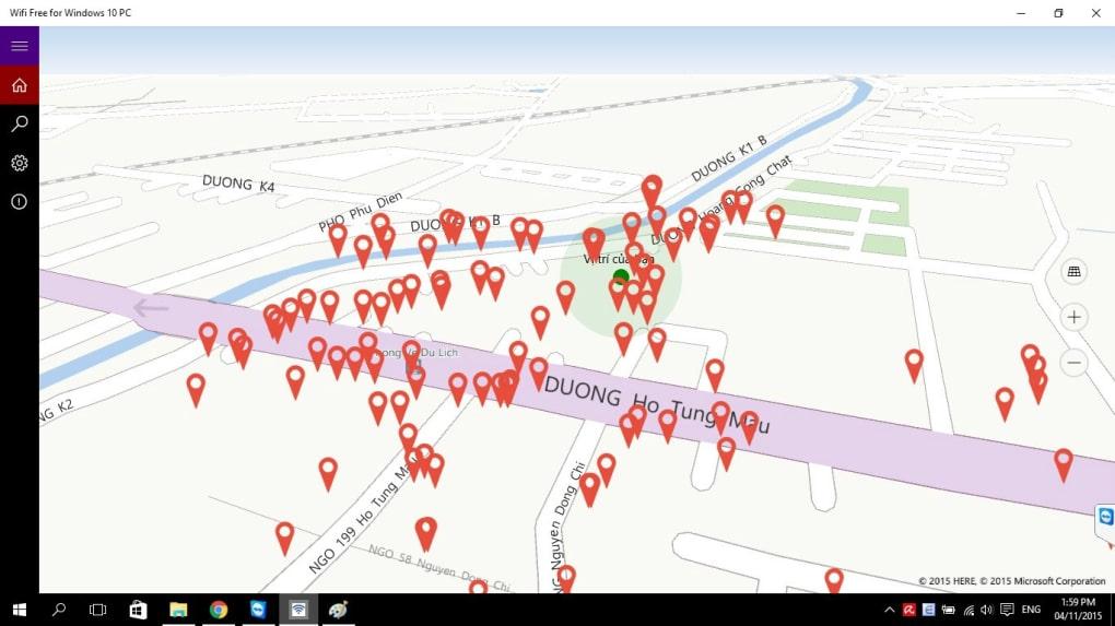 378d8a31bd991 Wifi Map Windows 10 (Windows) - Download