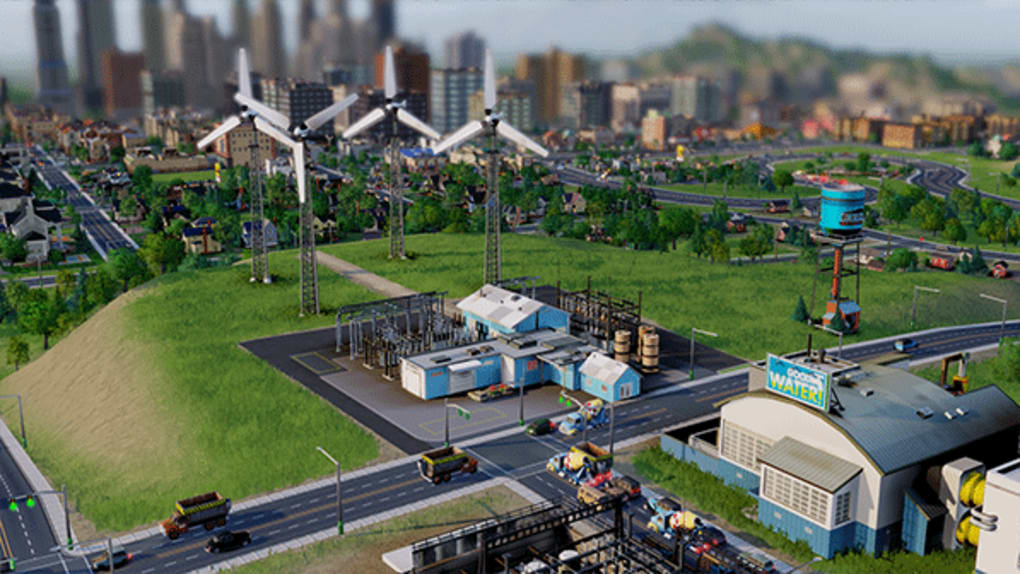 Download simcity buildit on pc with bluestacks.