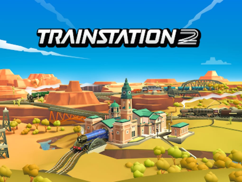 Train Station 2: Real Train Tycoon Simulator for Android