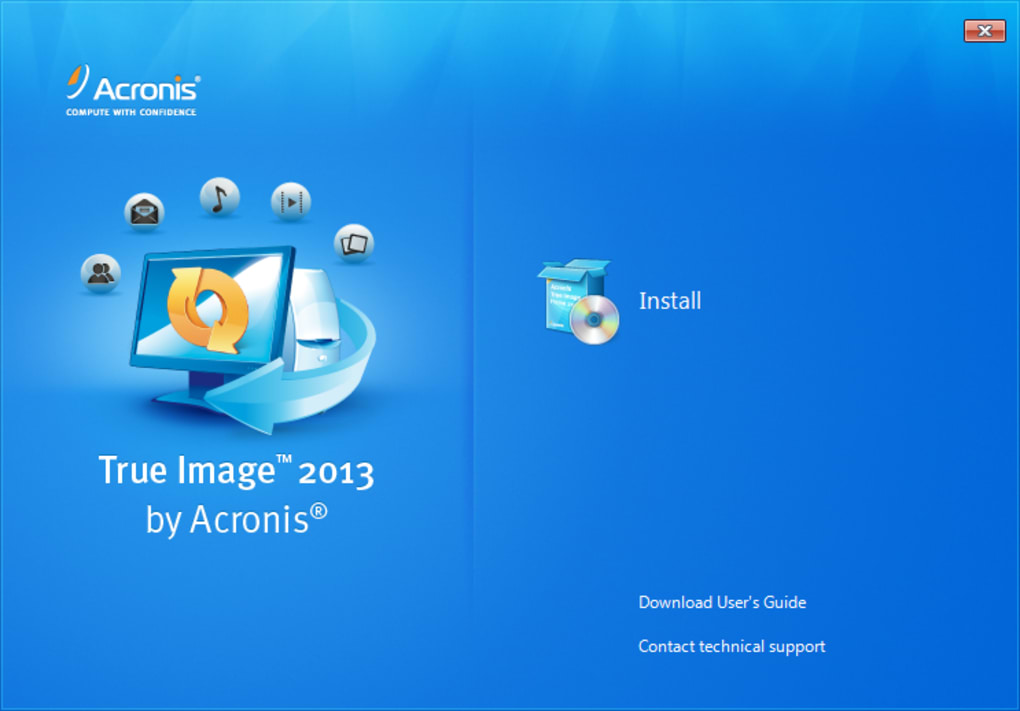 acronis true image 2016 usb bootable download