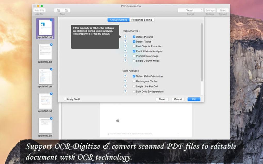 Pdfscanner Mac Download