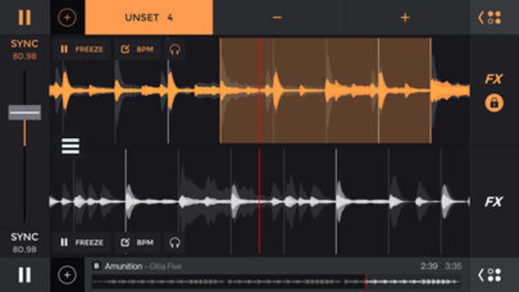 edjing Pro - dj controller for iPhone - Download