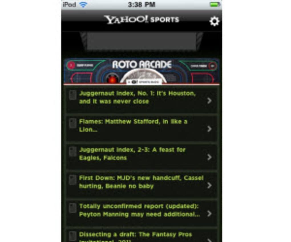 Yahoo! Fantasy Football, Basketball, Hockey, Baseball for ...