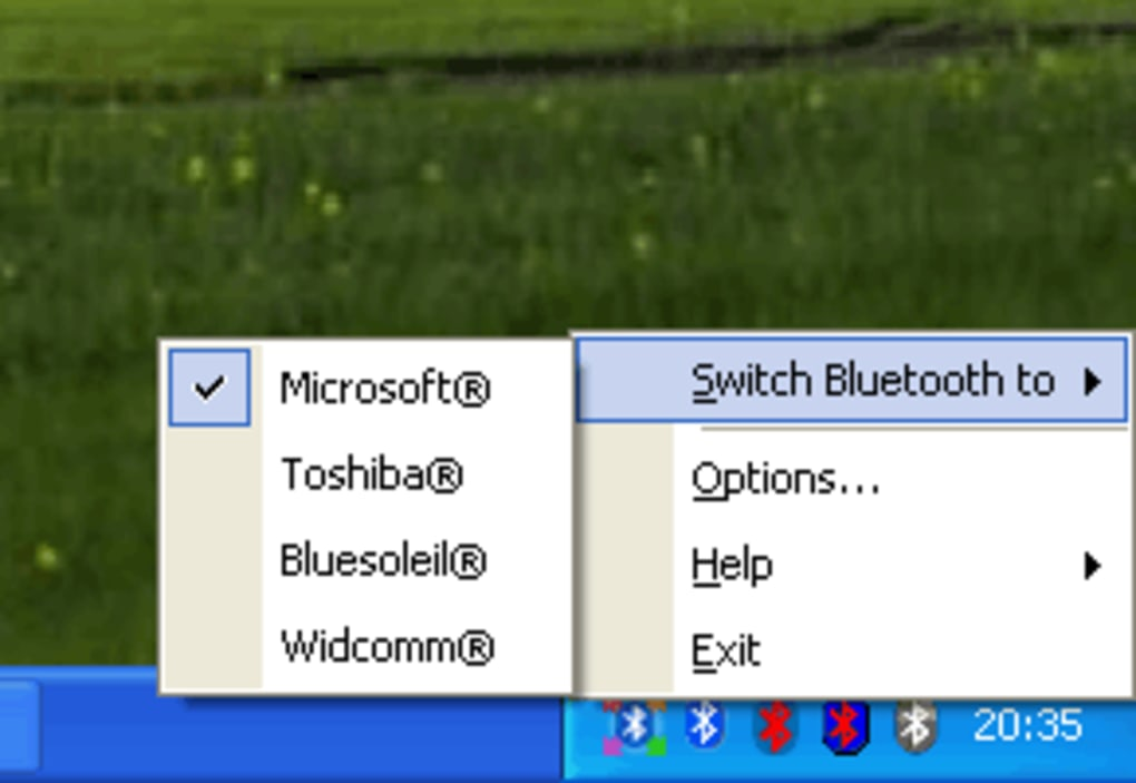 Bluetooth Stack Switcher - Download