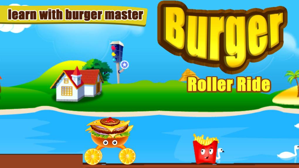 Burger Roller Ride
