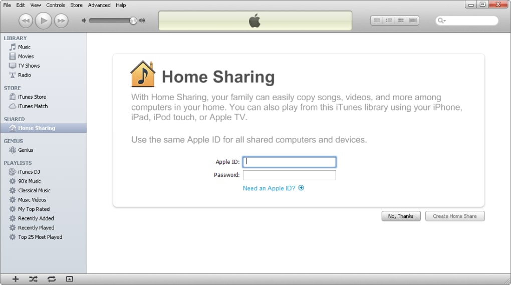 download aplikasi itunes for pc