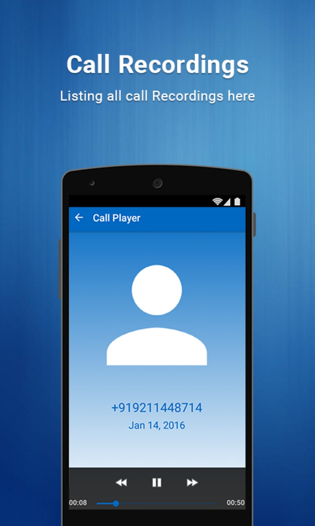 Auto Call Recorder 2016 for Android - Download