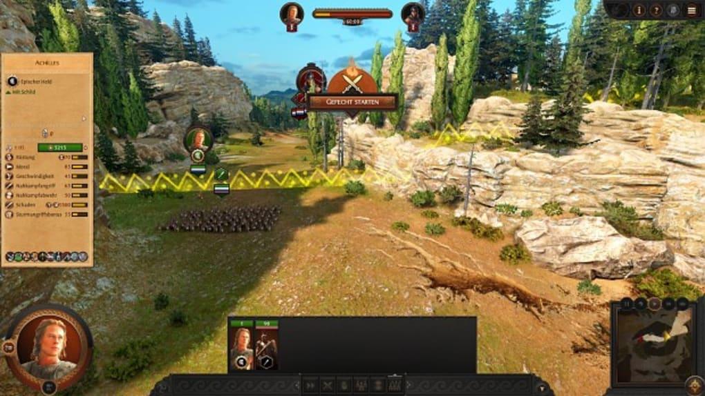 Total War Saga Troy Mod Achilles Mod Download