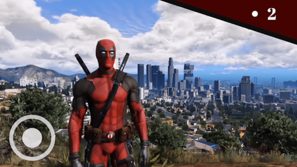 Deadpool Simulator 2018 For Android
