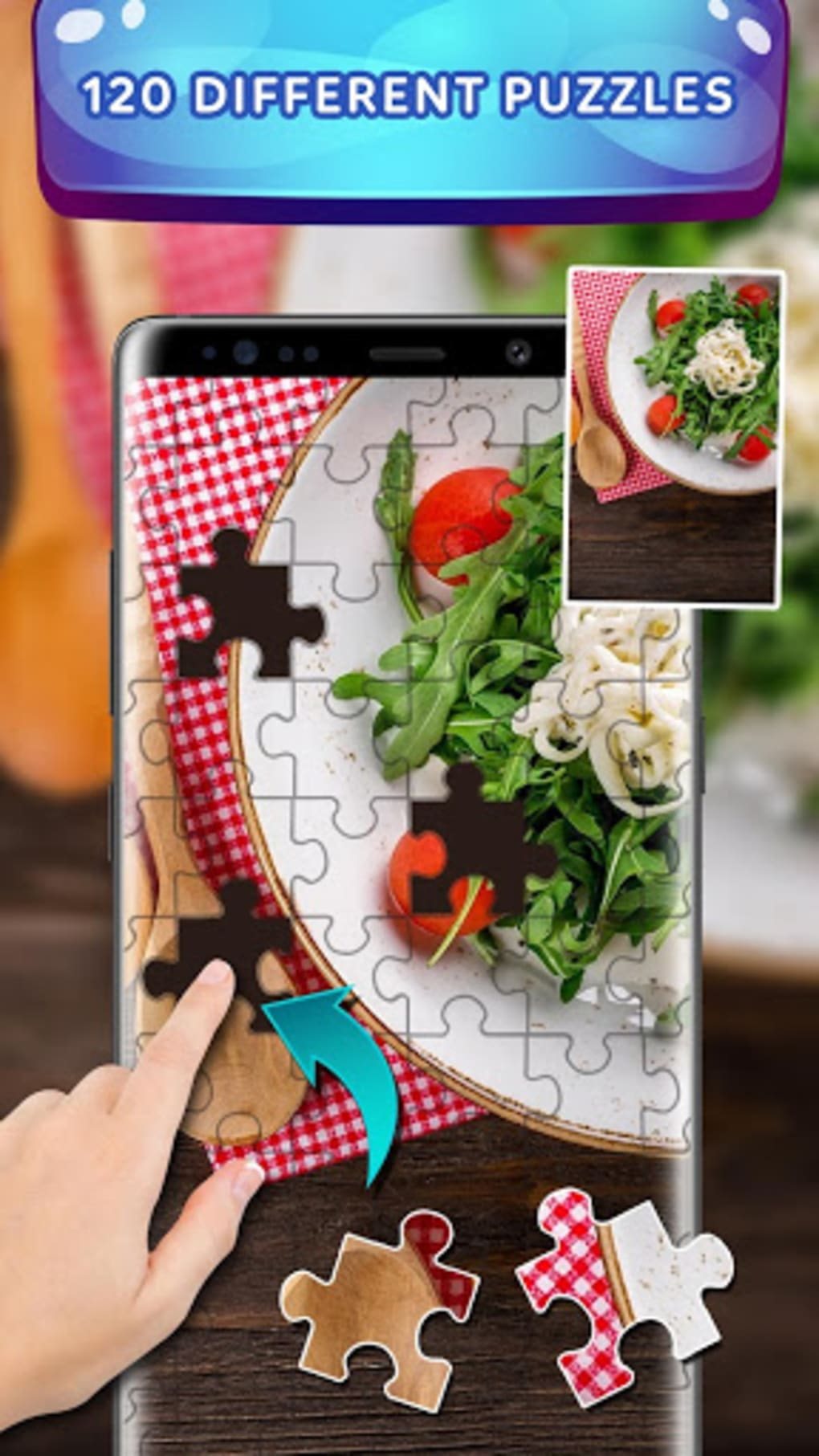 Jigsaw Puzzles Free Game OFFLINE Picture Puzzle for Android