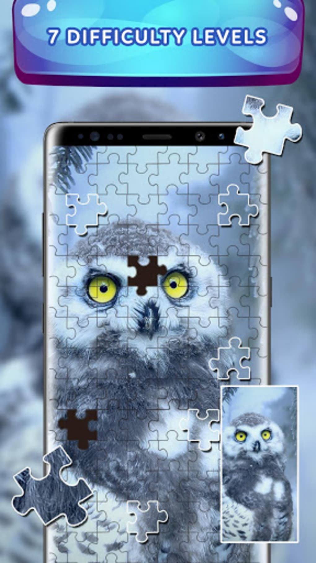 Jigsaw Puzzles Free Game Offline Picture Puzzle Apk For -6021